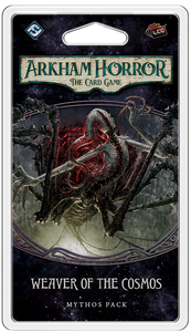 ARKHAM HORROR: THE CARD GAME LCG WEAVER OF THE COSMOS MYTHOS PACK