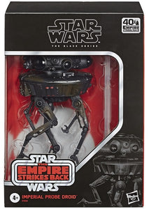 STAR WARS BLACK SERIES 6IN DLX PROBE DROID AF