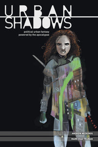 URBAN SHADOWS RPG CORE RULEBOOK