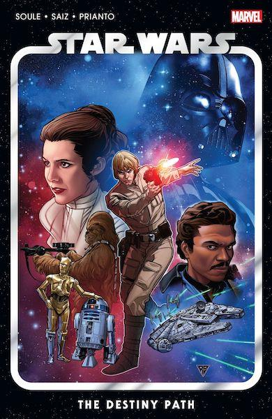 STAR WARS VOL 01 THE DESTINY PATH TP