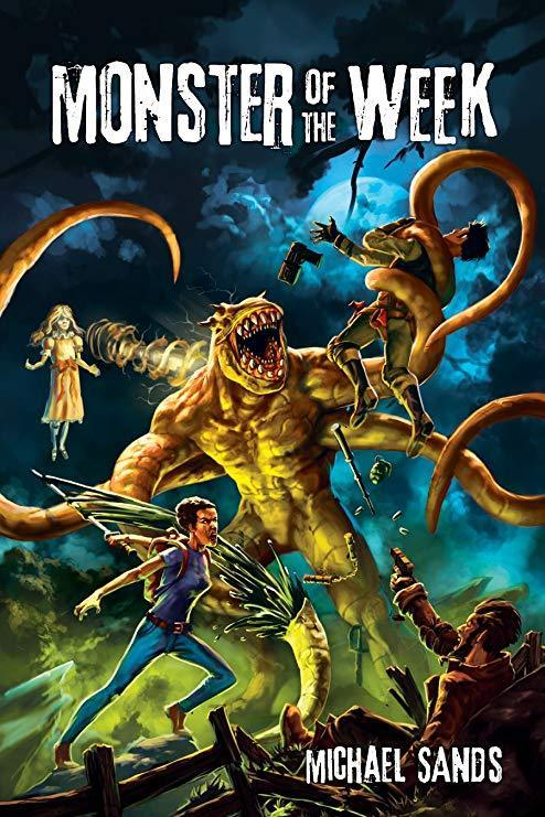 MONSTER OF THE WEEK RPG CORE RULEBOOK