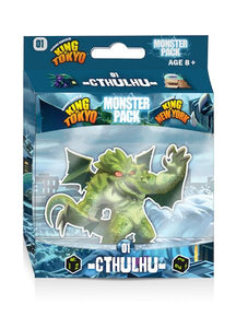 KING OF TOKYO MONSTER PACK: CTHULHU