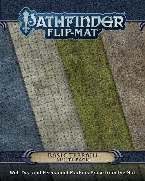 PATHFINDER RPG FLIP-MAT: BASIC TERRAIN MULTI-PACK