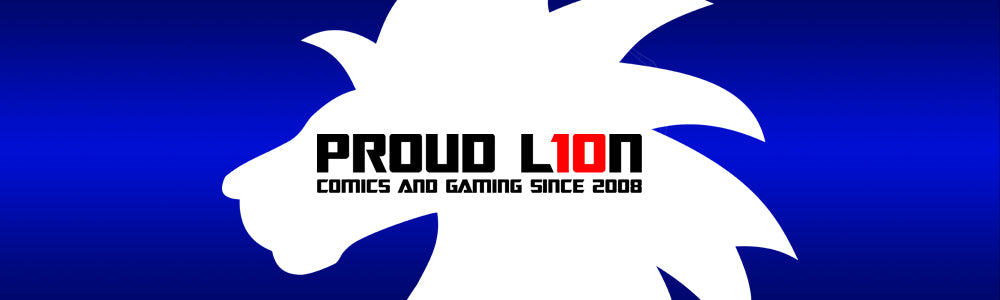 Join the Proud Lion Graphic Novel Club!