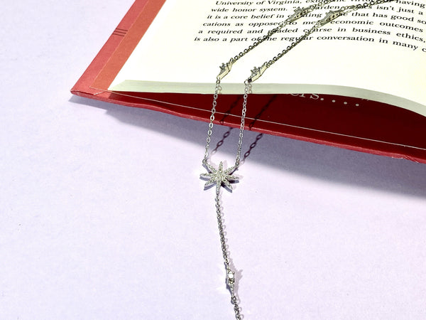 THE SUN - Love Letter Jewelry - 925 Sterling Silver Jewelry - Organic Pearl Jewelry