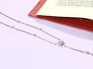 BRIGHTER THAN THE SUN - 925 Sterling Silver - Necklaces - Sterling silver - Necklace - Love Letter Jewelry