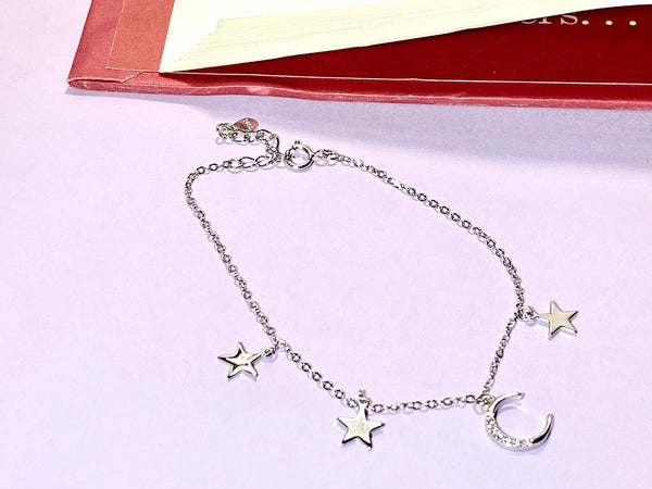 MOON AND STARS - Set - Love Letter Jewelry