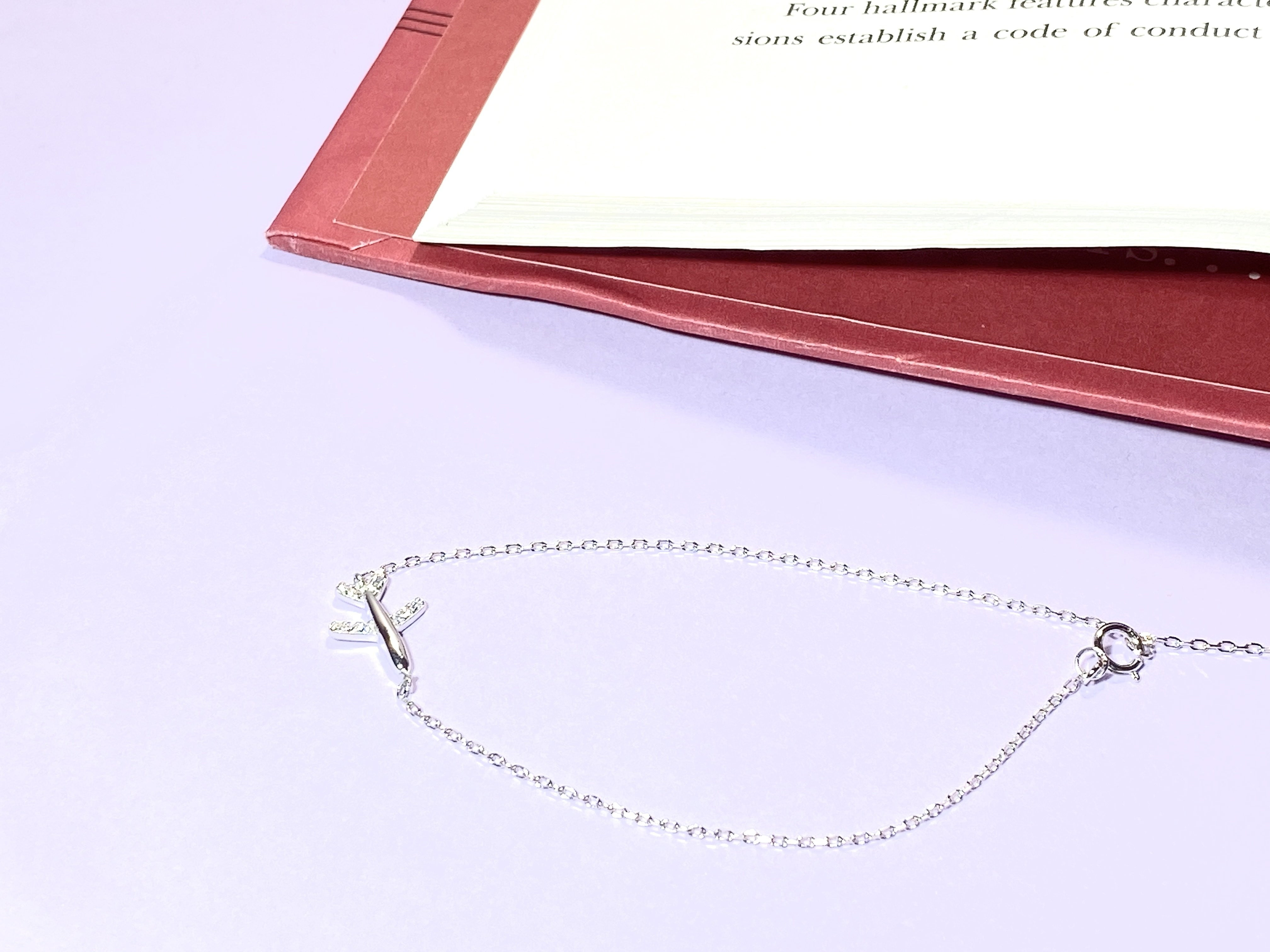 INTO THE SKY - Love Letter Jewelry - 925 Sterling Silver Jewelry - Organic Pearl Jewelry