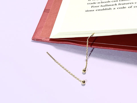 I'M MORE FLEXIBLE THAN YOU THINK - Earring - Love Letter Jewelry