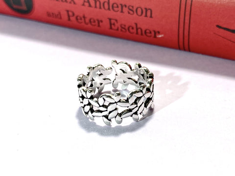 FLOWER CROWN - Ring - Love Letter Jewelry