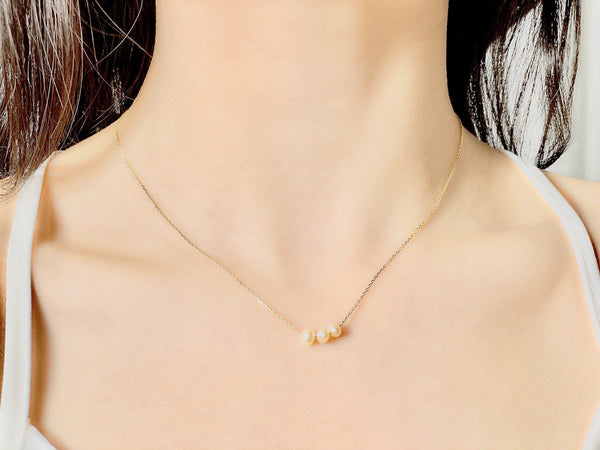 THREESOME - Necklace - Love Letter Jewelry
