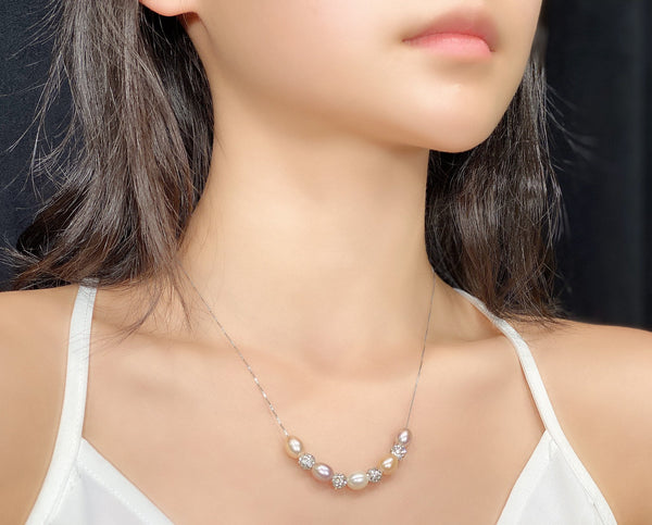 DIFFERENT BEAUTIES - Pearl Necklaces - Love Letter Jewelry