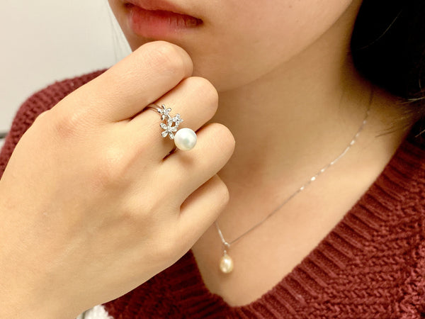 SHINING WITH MY MIGHT - Ring - Love Letter Jewelry