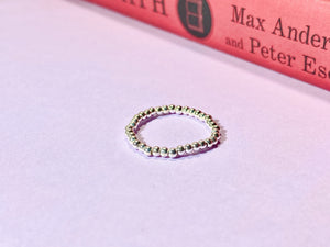 SILVER CAVIAR - Ring - Love Letter Jewelry