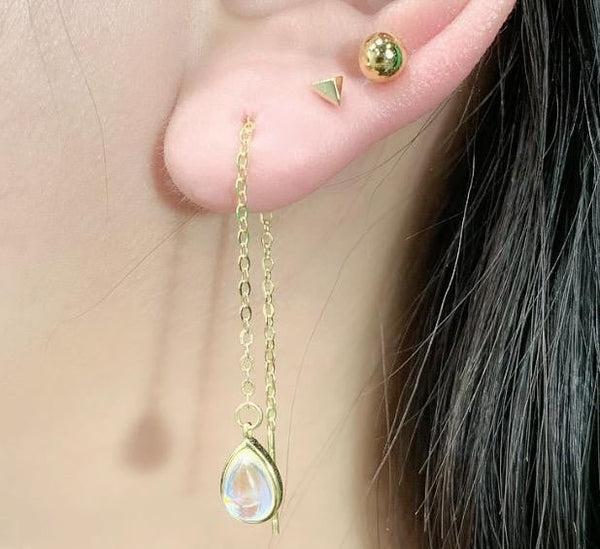 IT'S OKAY TO CRY - Earring - Love Letter Jewelry