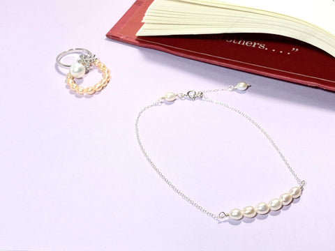 HOLD MY SECRET - Anklet - Love Letter Jewelry