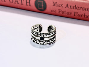 MISSING THE OLD TIMES - Ring - Love Letter Jewelry