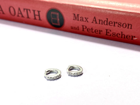HAND CUFF ME? - Earring - Love Letter Jewelry