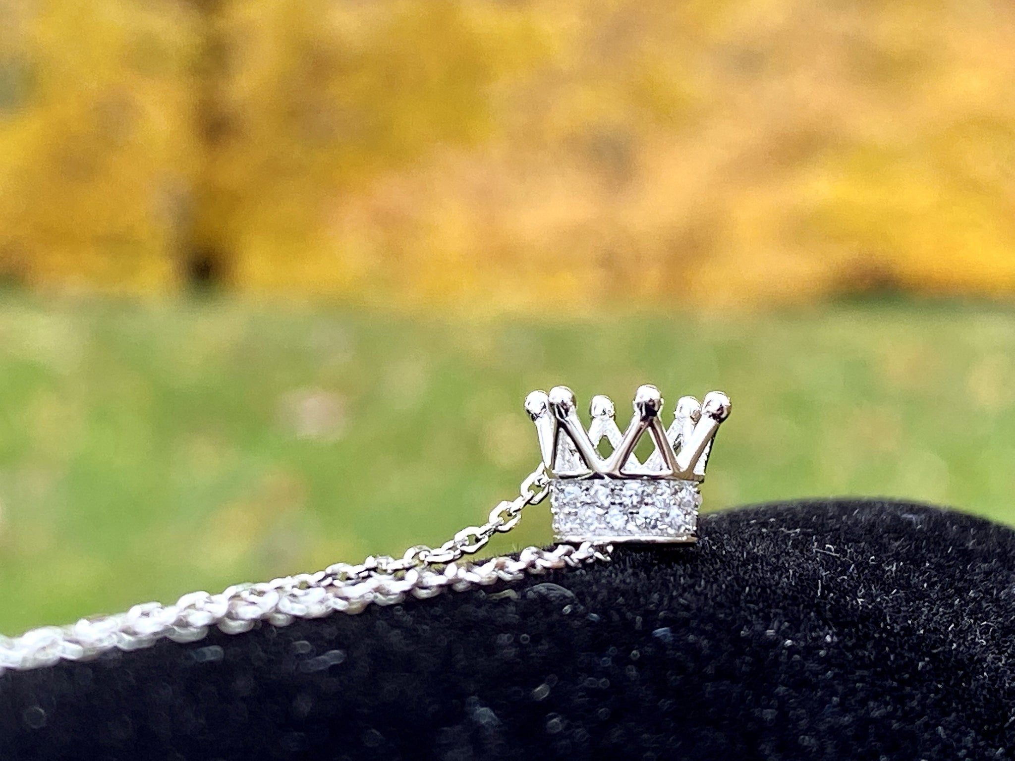 I'M THE QUEEN - Necklace - Love Letter Jewelry