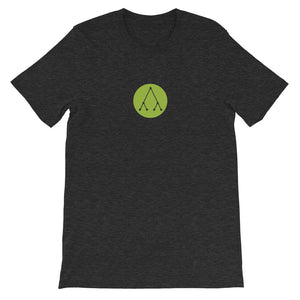 Replicate Glyph Short-Sleeve Unisex T-Shirt