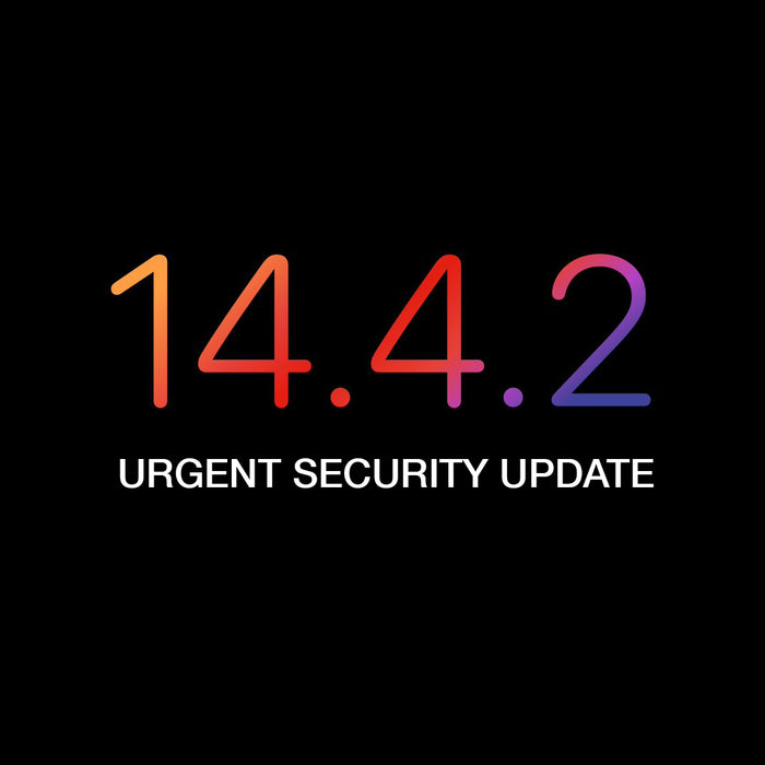 Apple Urgently Advising Users to Upgrade to iOS 14.4.2