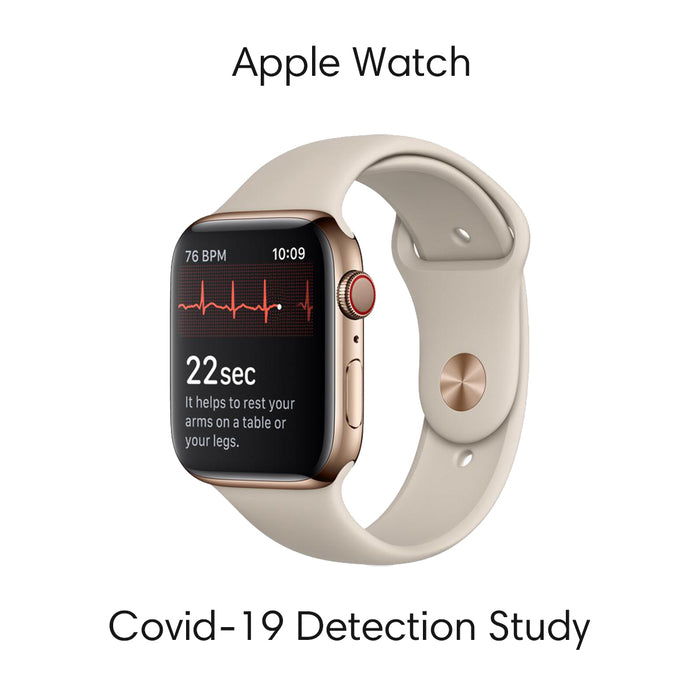 Apple is Currently Conducting a Study to Determine if Apple Watch Can Detect COVID-19