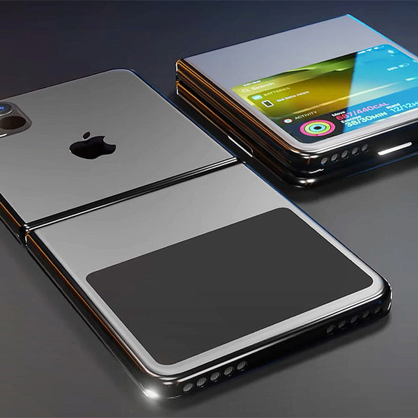 Foldable iPhone Rumors are Prevalent