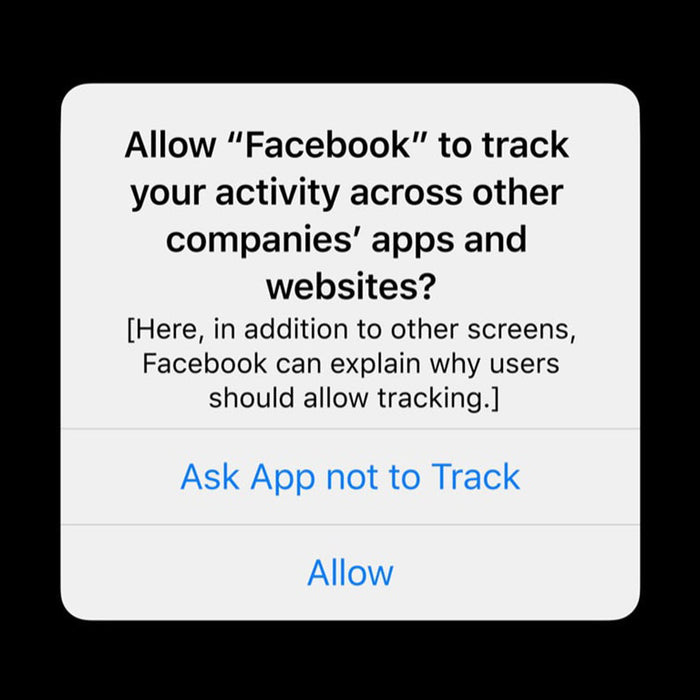 Impact of Apple Anti-Tracking Feature