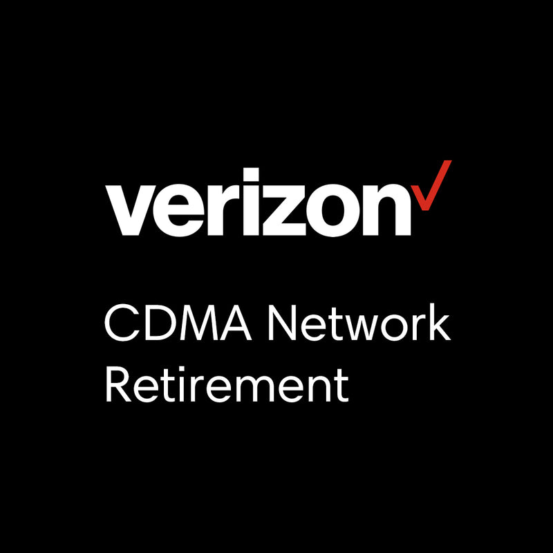 Verizon No Longer Supports CDMA Devices