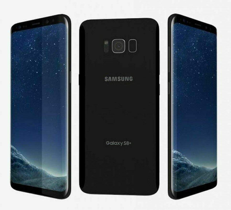Samsung Galaxy S8+Plus (Unlocked All Carriers).