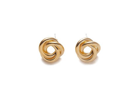 Twisted Knot Studs
