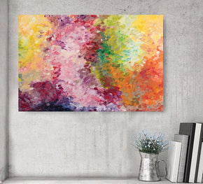 Abstract Sherbet Fizz Show