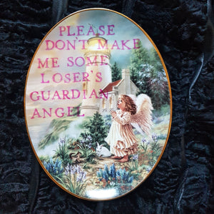 guardian angel wall plate