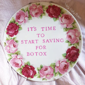 time for botox wall plate