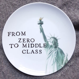 from zero to middle class