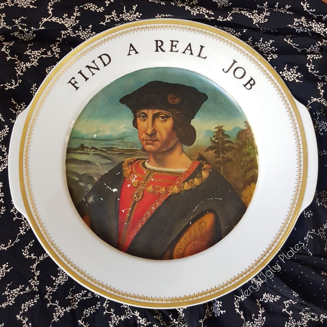 find a real job