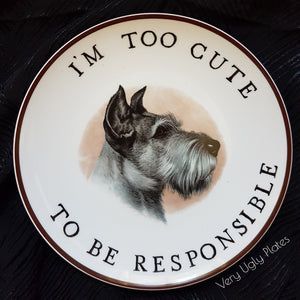 too cute to be responsible