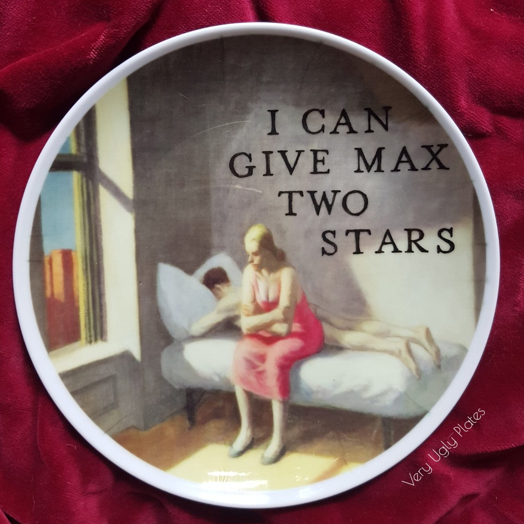i can give 2 stars wall plate