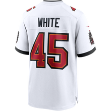Load image into Gallery viewer, Men's Nike Devin White Tampa Bay Buccaneers Game Jersey- Away