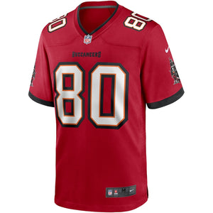 Men's Nike O.J. Howard Red Tampa Bay Buccaneers Player Game Jersey