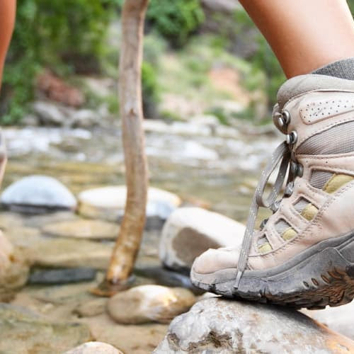 Best Footwear Recommended For Hiking
