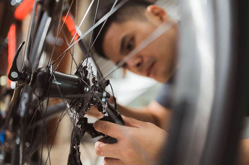 Five Maintenance Checks You Should Do On Your Road Bike Before Every Bike Ride.