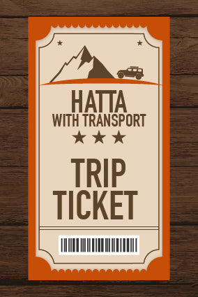 hatta trip ticket