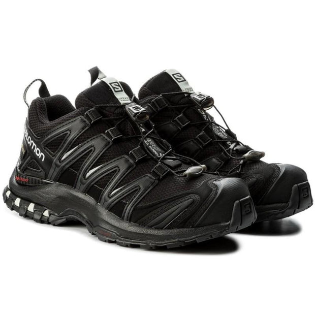 Salomon Shoes Xa Pro D Gtx - Black/Gery
