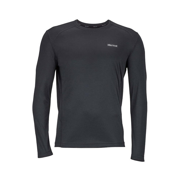 MARMOT Men's Windridge Long-Sleeve Shirt - Black