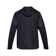 UNDER ARMOUR Mk1 Terry Full Zip Hoodie - Black/Jet Grey