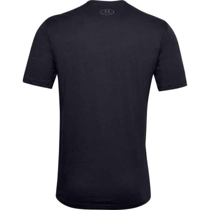 UNDER ARMOUR Men's Ua Rhythm Ss | Ribbed collar | 60% Cotton/40% Polyester | Material wicks sweat & dries really fast