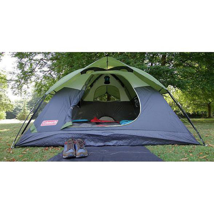 COLEMAN Sundome 4 | Exclusive WeatherTec™ System | Polyester Taffeta 68D/Polyester Mesh 68D