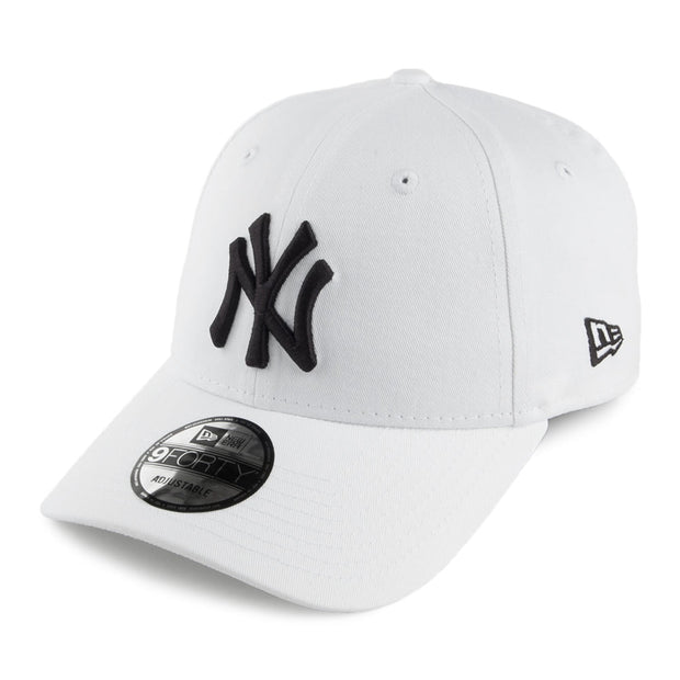 New Era Mlb League Basic Ny Yankee Cap