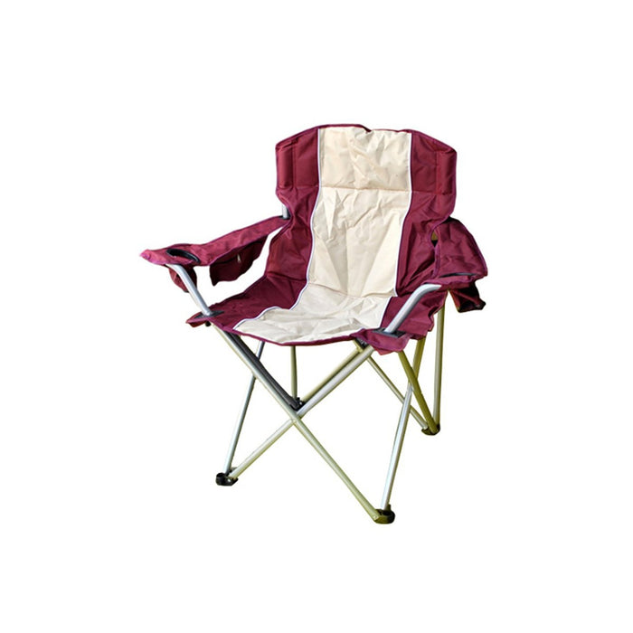PROCAMP Folding Quad Chair | 90 Kg Weight Capacity | Polyester
